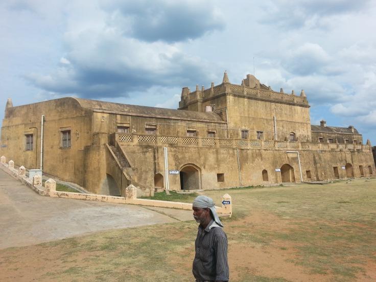 Tarangambadi Fort