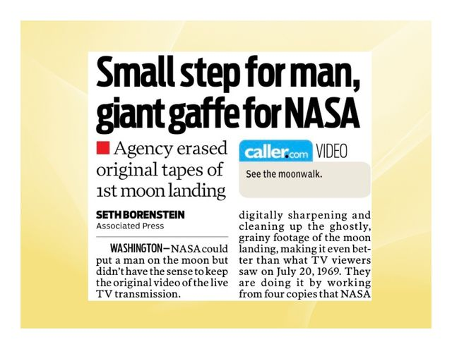 Small Step for man