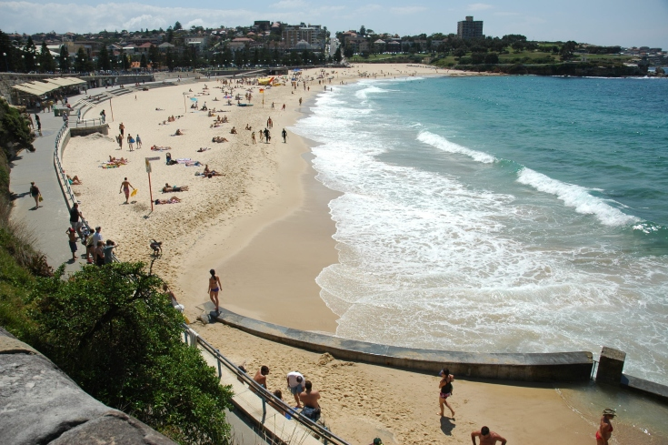 Coggee Beach Sydney