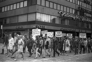 Helsinki Demonstation