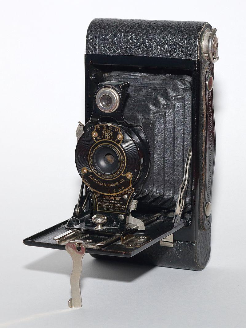 The Folding Camera