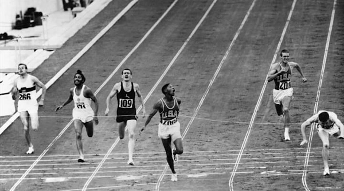 Milkha 1960 Olympics